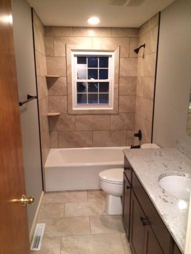 Parker Builders Inc Parker Builders Inc Bloomington Home Remodelers - Bathroom remodel bloomington il